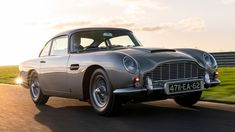 Aston Martin DB5 Goldfinger Continuation First Drive: 007 Would Be Proud