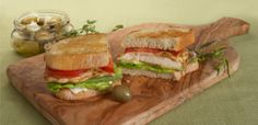What's Cookin? It's Saturday, Go Make Me A Sandwich 12/1: Grilled Chicken Sandwich On Country Bread
