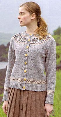 Fair Isle Knitting (Japanese)