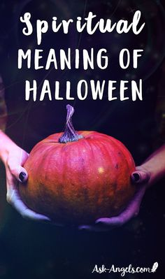 Spiritual Halloween Significance