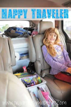 Great ideas for long car trip with kids