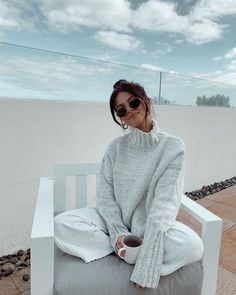Winter Fashion Outfits, Trendy Outfits, Fall Outfits, Autumn Fashion, Cozy Winter Outfits, Cozy Winter Fashion, Lounge Outfit, Lounge Wear, Mode Inspiration