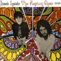 The Asylum Choir - Look Inside (1968) Rock duo composed of keyboardist Leon Russell and guitarist Marc BennoEssentially a studio musician gathering, the Asylum Choir was formed around 1967 and the group's debut album was issued in 1968. A sophomore album was recorded in 1969, but the album did not see release until late 1971 because of contract disputes.