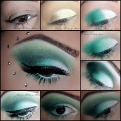 Use a brighter green and they are perfect for st.patty's day!!!
