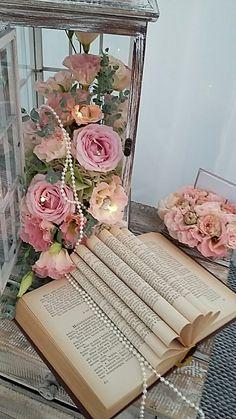 Esküvő rózsaszínben.