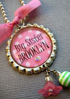 Big sister gift idea (kind of perfect for my Brooklynn for when we have a 2nd baby)