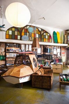 Get a window into local surf culture at Mollusk Surf Shop, San Francisco, by Danny Hess on AFAR.com