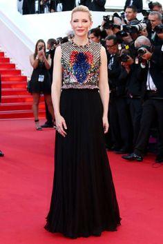 Cate Blanchett's fantastic dress