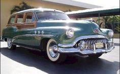 1952 Buick Woody Wagon 4D