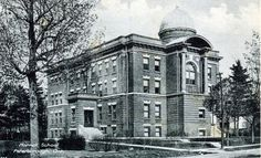 Circa 1910 ~ Normal School (Teachers College)
