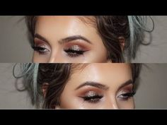 Sultry Smokey Eye - Urban Decay Ultimate Basics Palette Tutorial/Review…