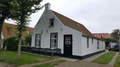 Ameland, Hollum, old 1897s house