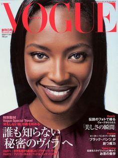 Naomi Campbell by Craig McDean Vogue Nippon November 1999