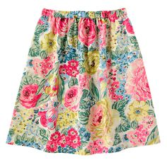 Orchard Bloom Elasticated Waist Skirt | View All | CathKidston