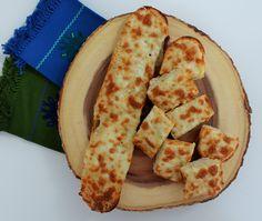 Pão de alho com queijo - Xícara de Chá