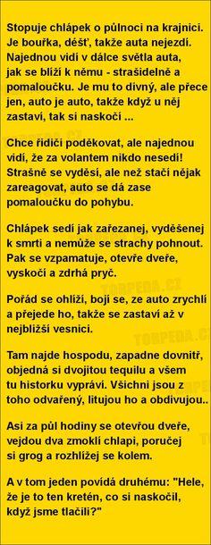 Stopuje chlápek...   torpeda.cz - vtipné obrázky, vtipy a videa Icons, Humor, Memes, Funny, Symbols, Humour, Meme, Funny Photos, Funny Parenting