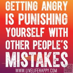 Inspriational anger quote
