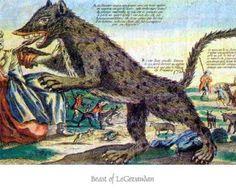 The Beast of Gevaudan, France 1764-1767