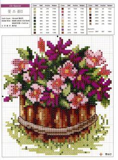 Gráfico+flores+-+amor+perfeito+Ponto+Cruz.jpg 1.183×1.600 piksel