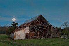 Springhill Arkansas Barn