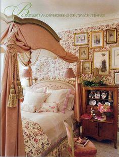 Hydrangea Hill Cottage: A Charlotte Moss Christmas!