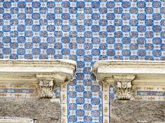 Azulejos antigos no Rio de Janeiro: Gamboa IIb - rua Sacadura Cabral