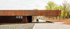 RCR Arquitectes - Musée Soulages, Rodez 2014. Photos (C) Kevin Dolmaire, Pep Sau.