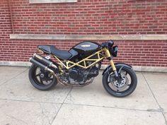 Ducati at Fulton at show