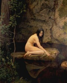 John Collier, Water Nymph