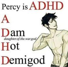 ADHD YEEEEESSSSS!! Sure as hell is!