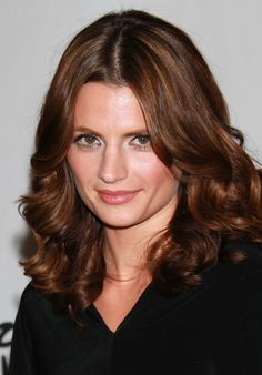"Stana Katic was born (1978) in Hamilton. She  stars as Detective Kate Bennett on ""Castle"" with Nathan Fillion."