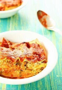 De béste lasagne! ...tijdens de zomer...