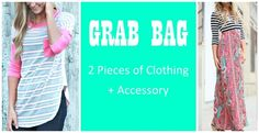 Grab Bag - 2 Pieces of Clothing + Accessory - Just $9.99! - http://www.pinchingyourpennies.com/grab-bag-2-pieces-of-clothing-accessory-just-9-99/ #Grabbag, #Jane