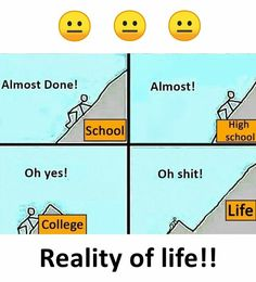 Reality of life real facts, funny facts, true facts, weird facts, crazy Real Facts, True Facts, Funny Facts, Weird Facts, Funny Quotes, Qoutes, Reality Of Life Quotes, True Quotes About Life, Truth Of Life