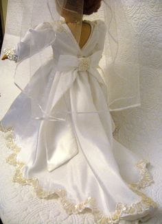 Wedding Dress by OntheTownDesigns on Etsy
