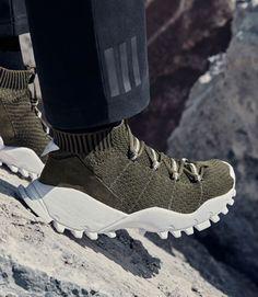743b877e51c48 adidas Originals x White Mountaineering Autumn Winter 2016 Footwear  Collection - EU Kicks  Sneaker Magazine
