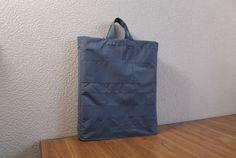 Как сшить хозяйственную сумку пакет