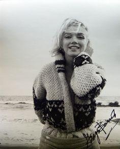 e8b838ffa6 Marilyn Monroe photographed on Santa Monica beach in California, by George  Barris,