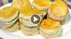 Who doesn't like biscuits? Well, maybe some people don't. How about this one: who doesn't like melt-in-your-mouth biscuits made from scratch? No one, that's...