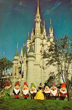 Snow White and the Seven Dwarfs at Walt Disney World