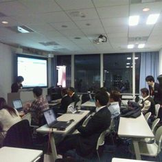 a Facebook seminar for beginners