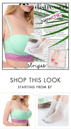 """""""NewChic"""" by bellamonica ❤ liked on Polyvore"""
