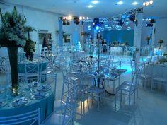 This wedding was inspired by blue... We brought the blue tiffany's to the party with elegance and design. O casamento teve o azul como inspiração. Trouxemos o azul Tiffany para a festa com elegância e design.