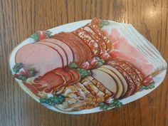 Raid the Frig Cold Cut Platter Restaurant Sign by seasearider, $8.00 Old Candy, Platter Ideas, 1950s Decor, Meat Platter, Cold Cuts, Food Signs, Restaurant Signs, Midnight Snacks, Game Room Decor
