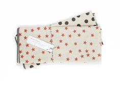 Stars & Dots Tea Towels