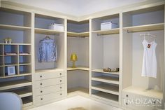 Lüks giyinme odası yaptırmak istiyorum Modeleri
