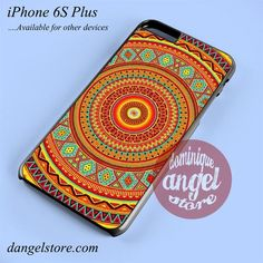 Aztec Ii Phone case for iPhone 6S Plus and another iPhone devices