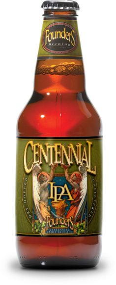 Centennial IPA: Get ready to bask in the glory of the frothy head's floral bouquet. Relish the citrus accents from the abundance of dry hopping. This one's sweet, yet balanced. Malty undertones shake hands with the hop character for a finish that never turns too bitter.  7.2% ABV, 65 IBUs