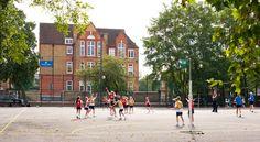 Martyn Poynor photographer School Prospectus, Building Exterior, Landscaping, Street View, Sport, Yard Landscaping, Sports, Landscape, Garden Design