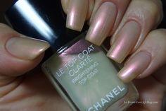 Chanel Le Vernis LE TOP COAT CLARTE